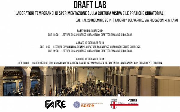 Accademia di Brera | DRAFT LAB