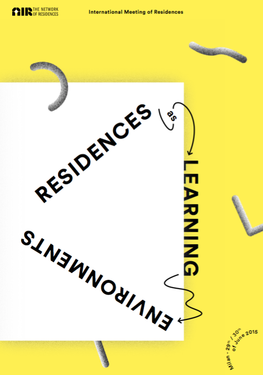 RESIDENCES AS LEARNING ENVIRONMENTS