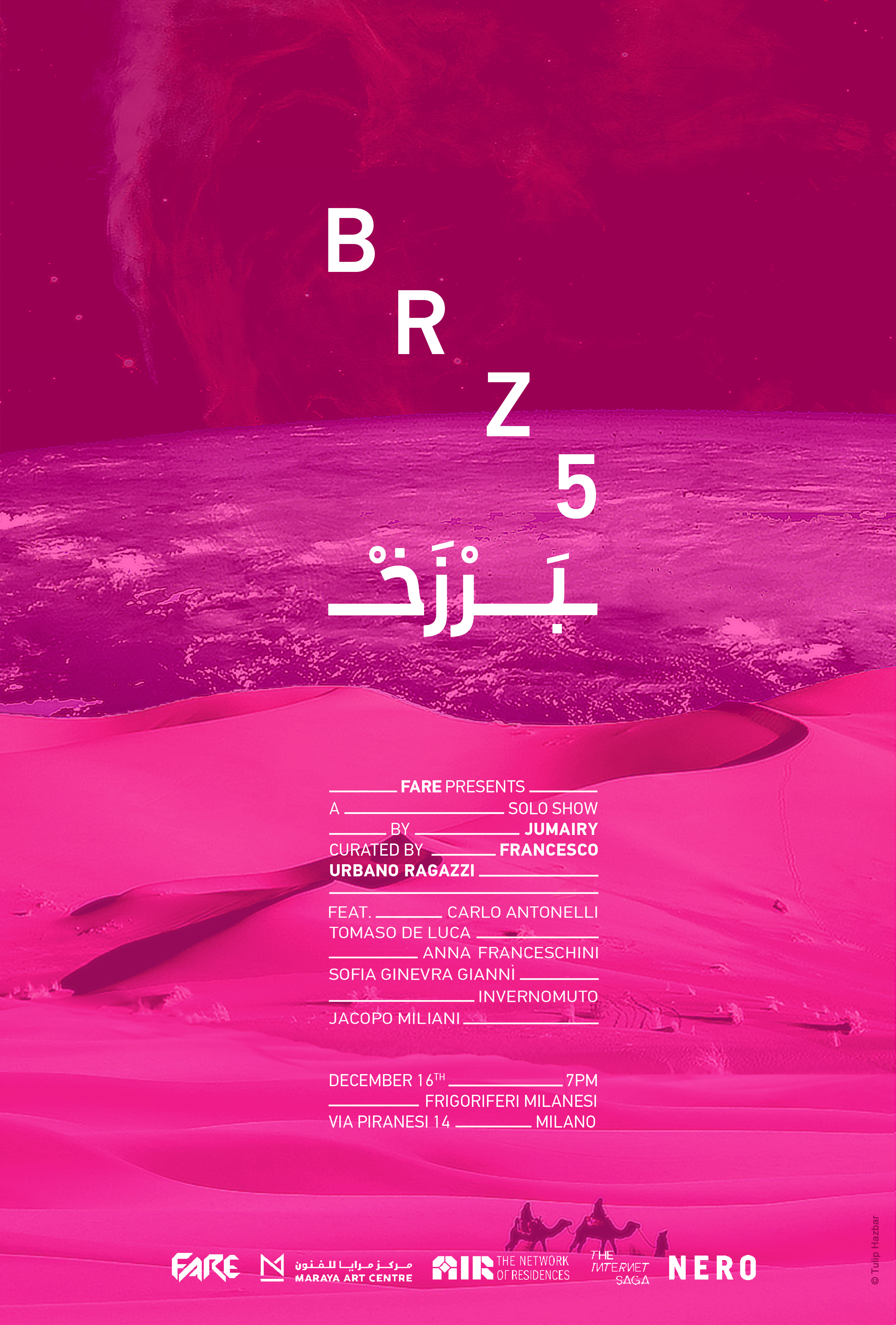 BRZ5 – Final exhibition by Jumairy