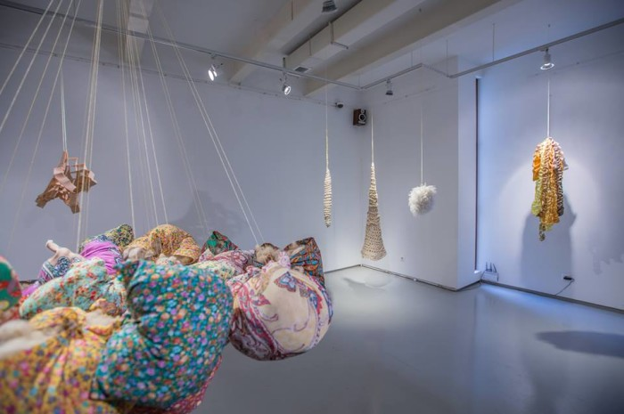 RESIDENZA | PAOLA ANZICHÉ THE FIBRES OF BAKU